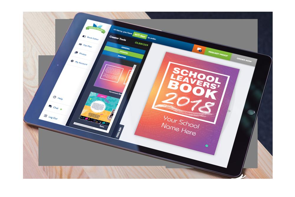 Your Online Yearbook Creator Offers: