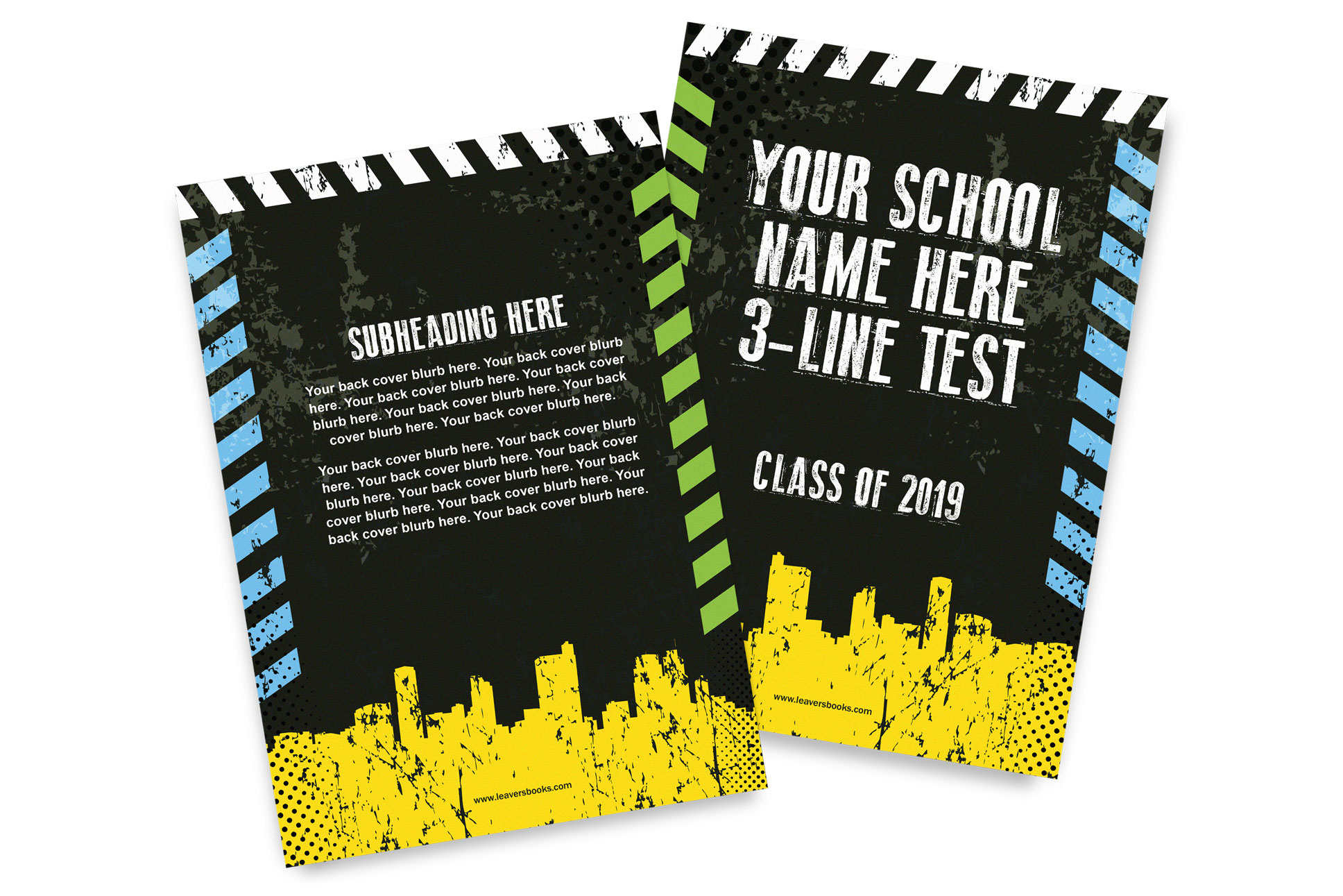 Urban Yearbook Covers