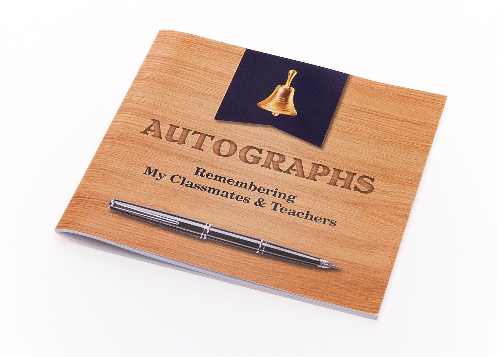 Autograph Books